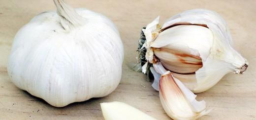 Knoblauch - Hausmittel gegen Durchfall