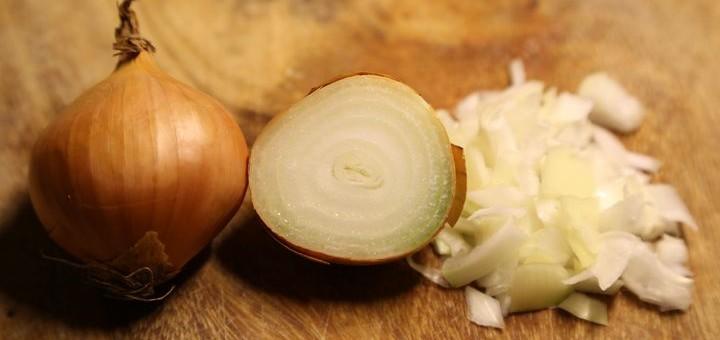 Hausmittel Zwiebel